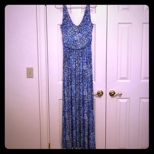 Cynthia Rowley maxi dress with POCKETS!🤗